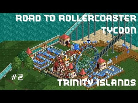 RCT #7: Trinity Island 2: Building a Boat Hire