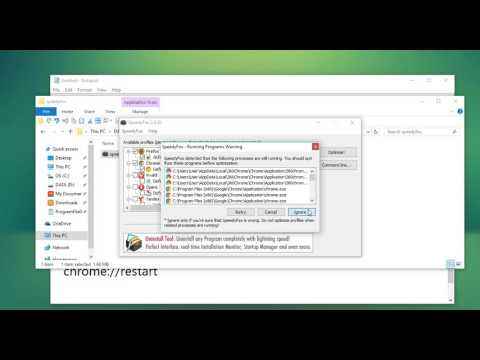 Speed Up Your Chrome Browser For Desktop ( Windows )