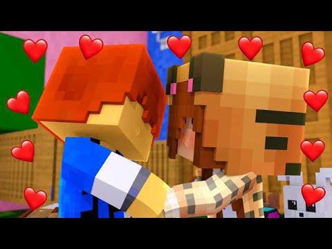Minecraft Daycare - TRUE LOVE KISS !? (Minecraft Roleplay)
