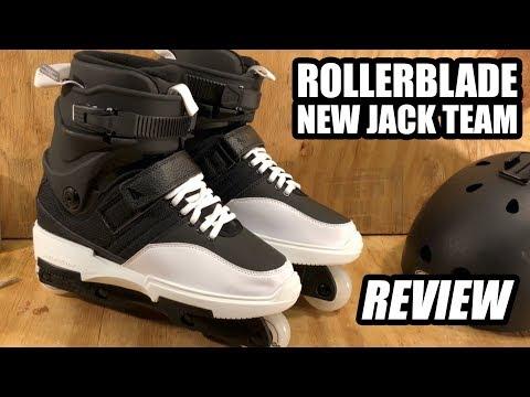 Rollerblade New Jack Team - Inline Skate Review