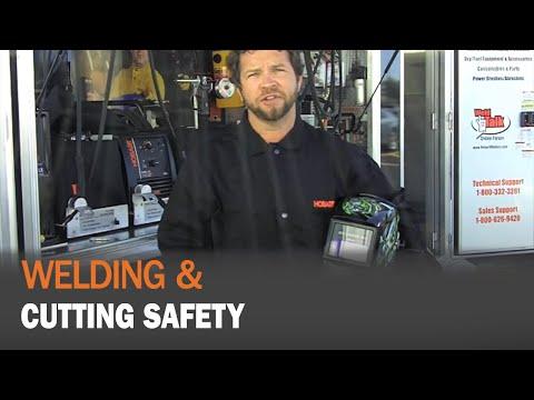 Welding & Cutting Safety