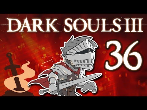 Dark Souls III - #36 - The Profaned Capital - Side Quest