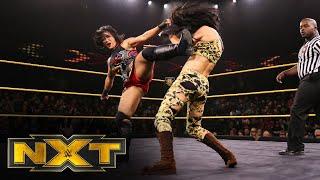 Xia Li vs. Aliyah: WWE NXT, Nov. 13, 2019