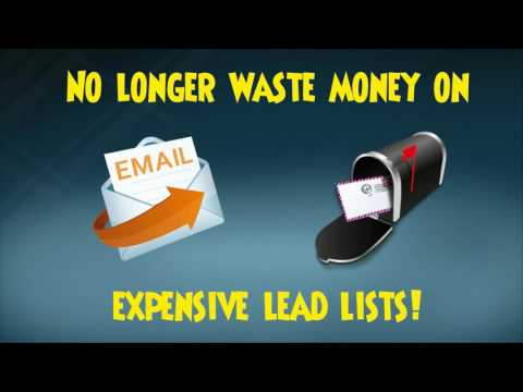 Leads NOW! | Generate your own company leads in seconds