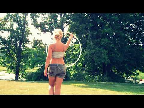 Gabriella J Ricci - Hula Hoop Dance to -