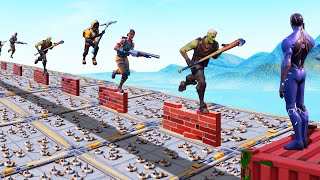 Survive The JUMPS Or DIE In Simon Says! (Fortnite)