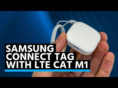 Hands-on: Samsung Connect Tag