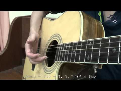 5 MENIT Belajar Gitar (Cinta Dan Rahasia - Yura Yunita ft Glenn Fredly)