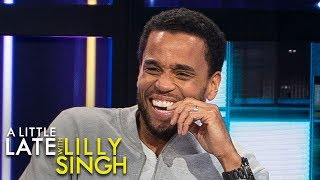 How Michael Ealy's Eyes Became Marketing Tools