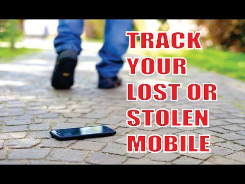How to Find Your Lost or Stolen Switched Off Android Mobile Phone, Track