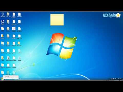 How to Change What The Power Button Does in Windows 7