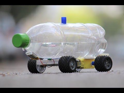 How To Make a Truck - water tank truck