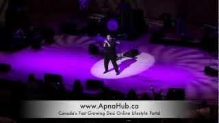 Adnan Sami Khan - Lift Kara De - Toronto 2013