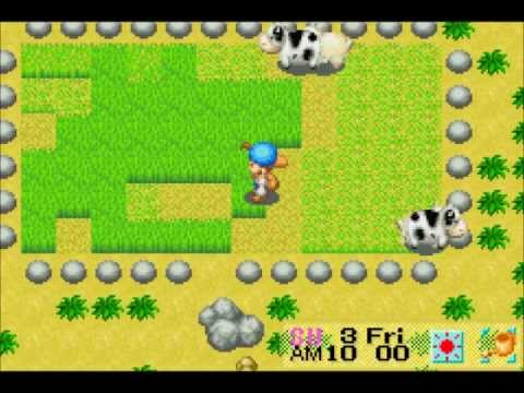 Let's Play Harvest Moon: Friends of Mineral Town 82: Big Bed