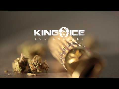 The 14K Gold One Hitter Blunt Tip | Accessories | King Ice