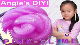 Prince t and princess a family videos fan request diy pink glitter glue slime 7 khmer thai girl diy easy pink ccuart Images