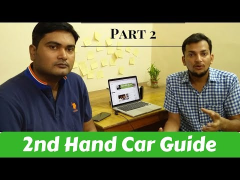 Part 2: Used car buying tips ft. Desi Driving school