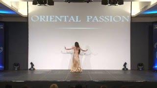 Sofia Anarkali Drum Solo-6th Oriental Passion Festival - Athens, Greece