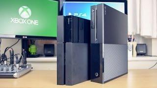 Ce consola sa alegi. PlayStation 4 sau Xbox One ?