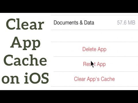 How to Clear App Cache on iOS Devices
