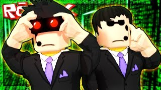 BECOMING SPIES IN ROBLOX!