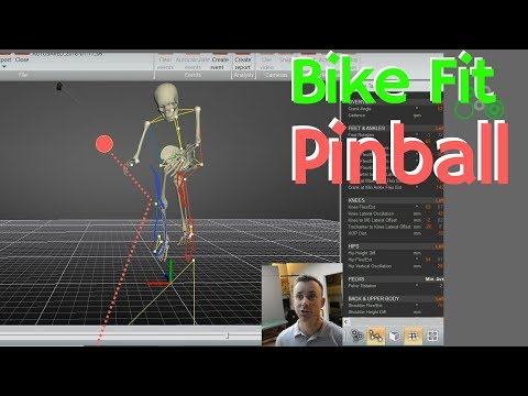 Bike Fit Pin-Ball -- One bad joint causes lots of problems