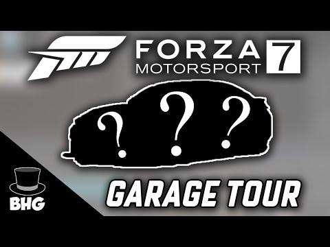 Forza Motorsport 7 | GARAGE TOUR