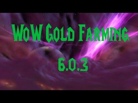 WoW Gold Farm 6.0.3  - Embersilk Cloth Farming 1200+/hour