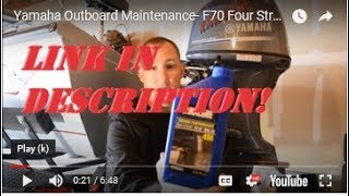 6 49 MB] Download Yamaha Outboard Maintenance- F70 Four