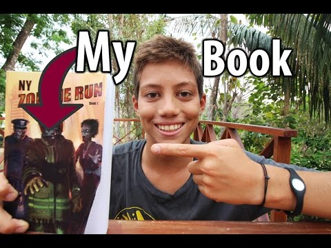 HOW TO WRITE & PUBLISH A BOOK AT 12 YEARS OLD