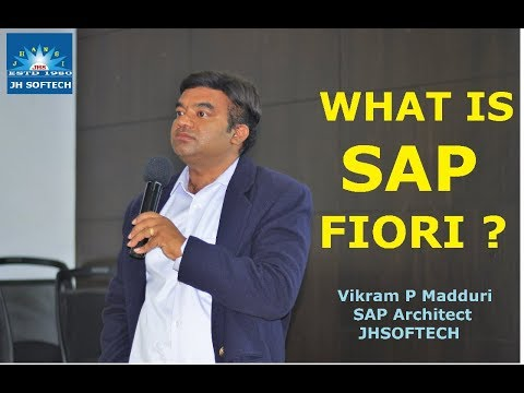 What is SAP Fiori ? Must watch for all SAP Consultants