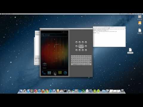 APK Dateien unter Mac OS X im Android Emulator installieren