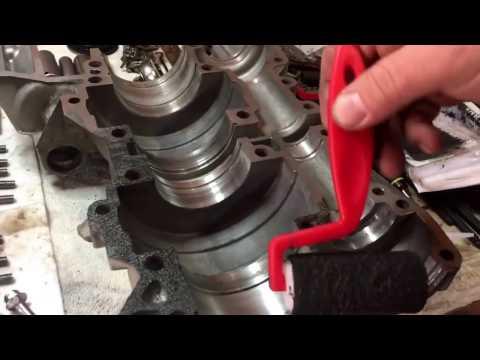 Seadoo 951 crank case assembly  part 3