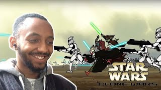 star+wars+clone+wars+(2003)+reaction!!+fordo+and+a+jedi+