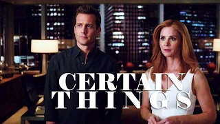 donna & harvey  - certain things