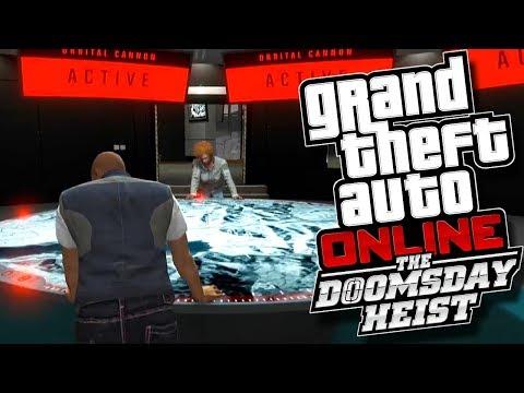 GTA Online: COMO ADQUIRIR O COMPLEXO DE MISSÕES!   The Doomsday Heist