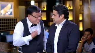 Khichdi Funny Video - Praful as waiter