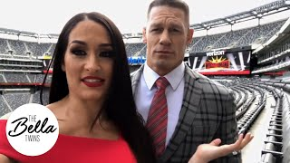 Nikki Bella vs. Ronda Rousey at WrestleMania 35?!?