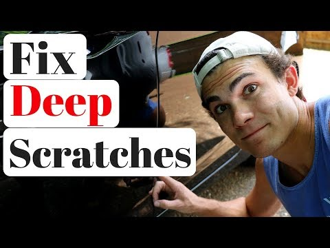 Car Scratch Repair: Wet Sanding Deep Scratches... it's complicated!