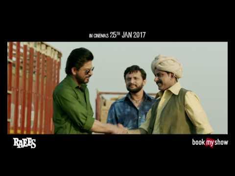 Raees - Shahrukh Khan | BlockBuster Week Movie Ticket Discount Offer @BookMyShow