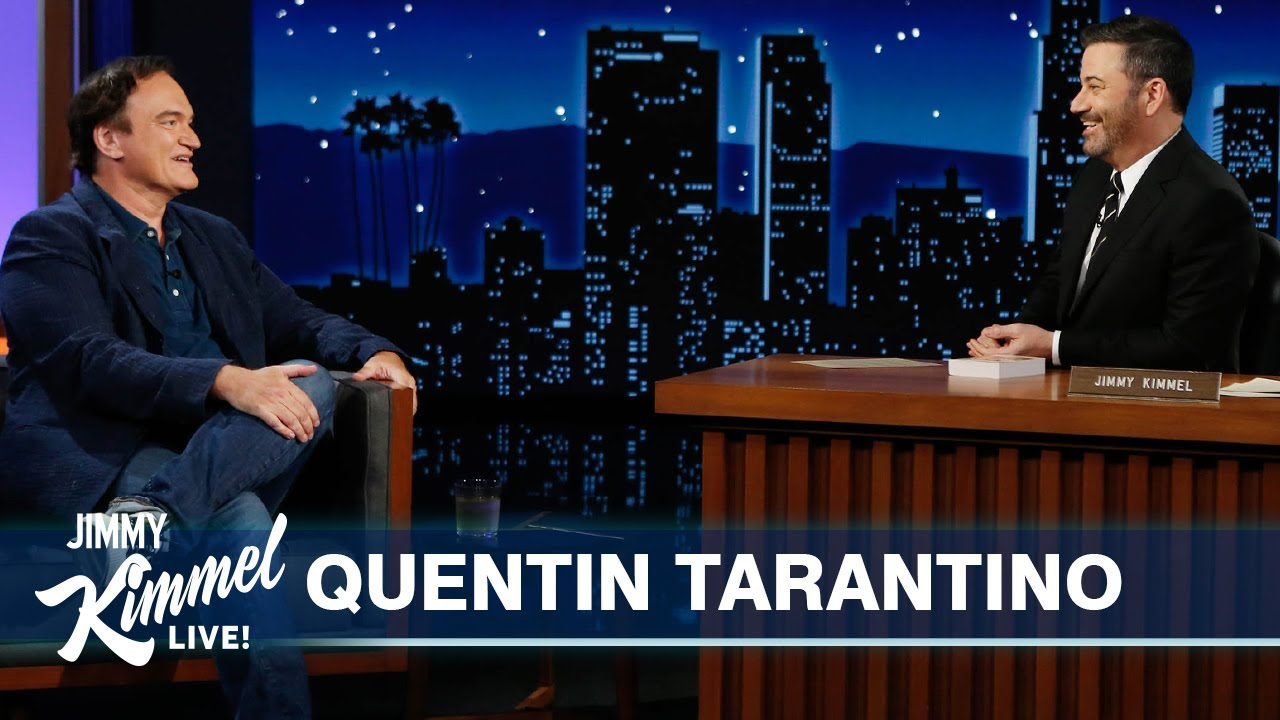Quentin Tarantino on Baby Boy, Living in Tel Aviv & Movie Guessing Game
