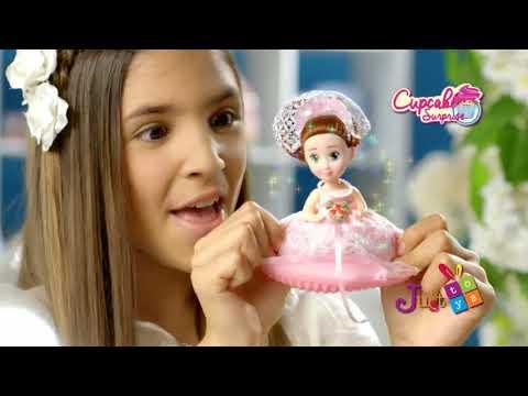 Cupcake Surprise Νύφες Special Edition - 12 Σχέδια στο www.toys-shop.gr