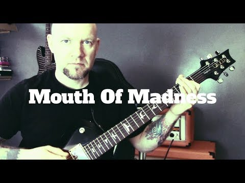 Tsjuder - Mouth Of Madness Guitar Lesson