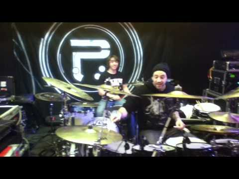 Periphery's Matt Halpern and Mike Malyan Jam On Icarus Lives!