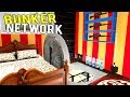 HOUSE WITH HIDDEN DOOMSDAY BUNKER NETWORK BOUGHT AT AUCTION! - House Flipper Gameplay