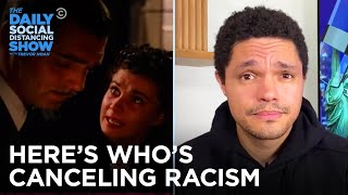 """""""Cops"""" Is Canceled and """"Gone with the Wind"""" Is Gone 