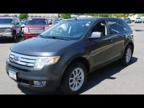 Used 2007 Ford Edge Minneapolis MN Eden Prairie, MN #8165B5 - SOLD