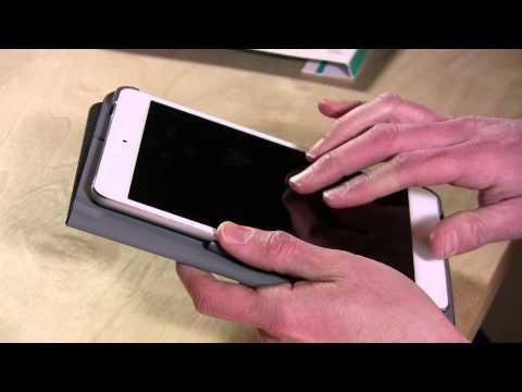 Logitech Folio Protective Case for iPad mini Review - 939-000632