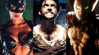 Download What Are You 5 Worst Comic Book Movies? - AMC Movie News Video