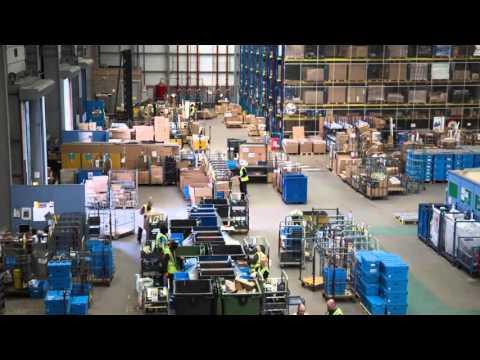 British Gas National Distribution Centre